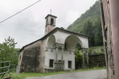 Chiesa dell'Oratorio della Madonna della Neve di Otra